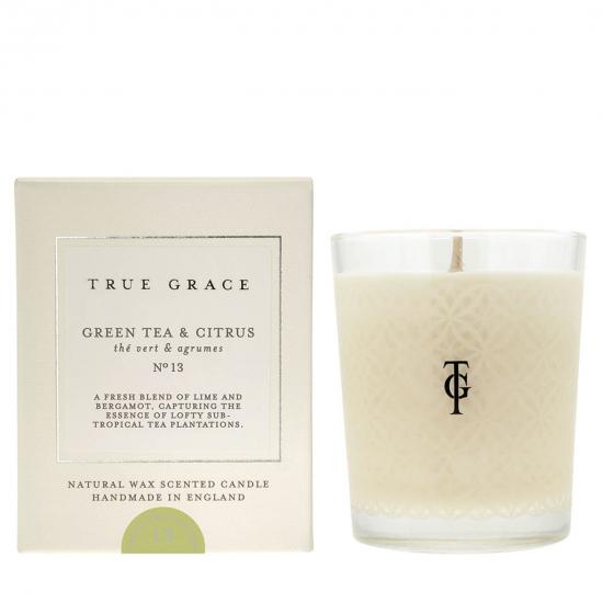 Village candle - Green Tea & Citrus (190 g)