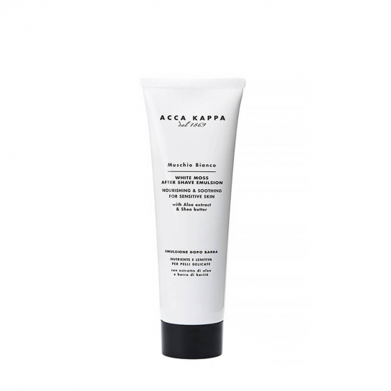White Moss After Shave Emulsion (125 ml)