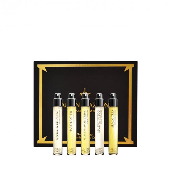 Oud Antology Extrait - Travel Set (5 x 15 ml)