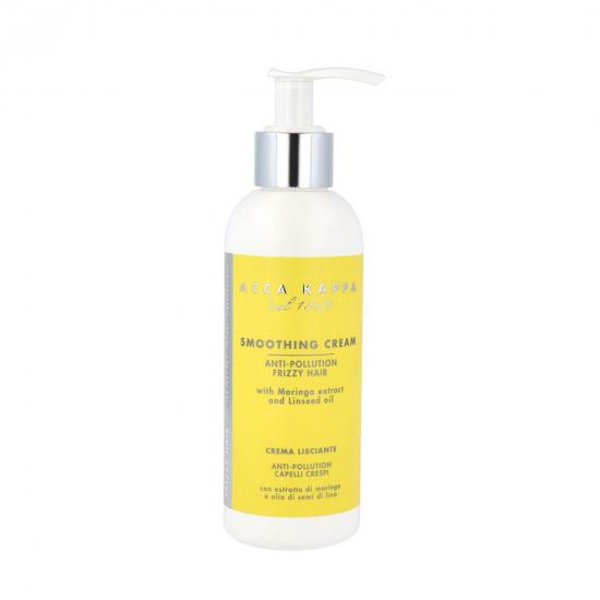 Green Mandarin - Smoothing Cream Anti-pollution for Frizzy Hair (250 ml)