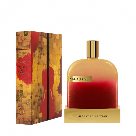 Opus X - Library Collection (100 ml)