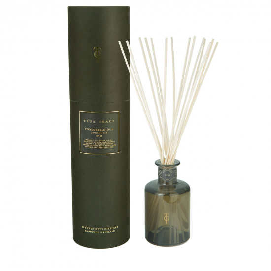 Manor Room Diffuser - Portabello Oud (200 ml)
