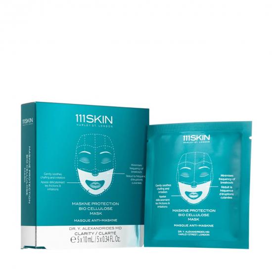 Maskne Protection Biocellulose Mask Box (5x10 ml)