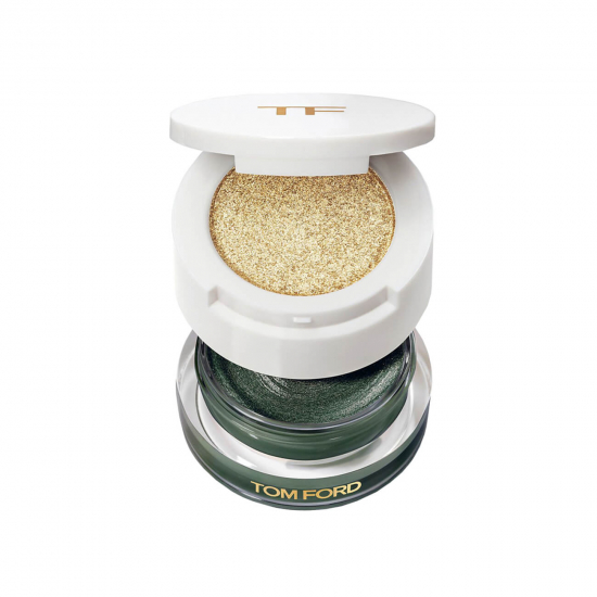 Cream & Powder Eye Color - Emerald Isles