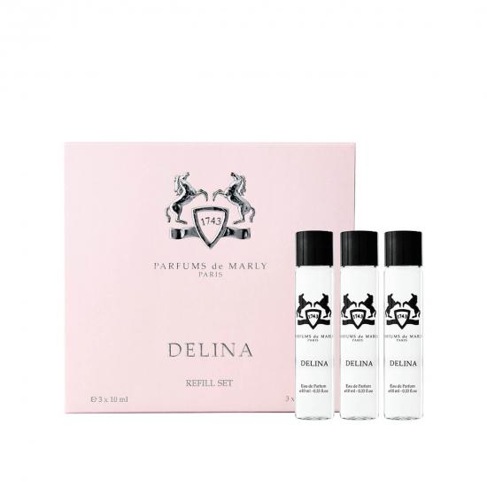 Delina Refill Set (3 x10 ml)