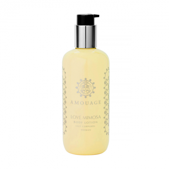 Love Mimosa Woman Body Lotion (300 ml)