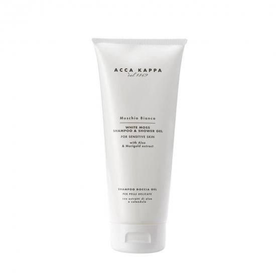 White Moss - Shampoo & Shower Gel (200 ml)