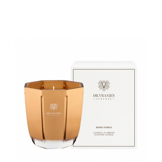 Rosso Nobile - Gold Candle (80 gr)