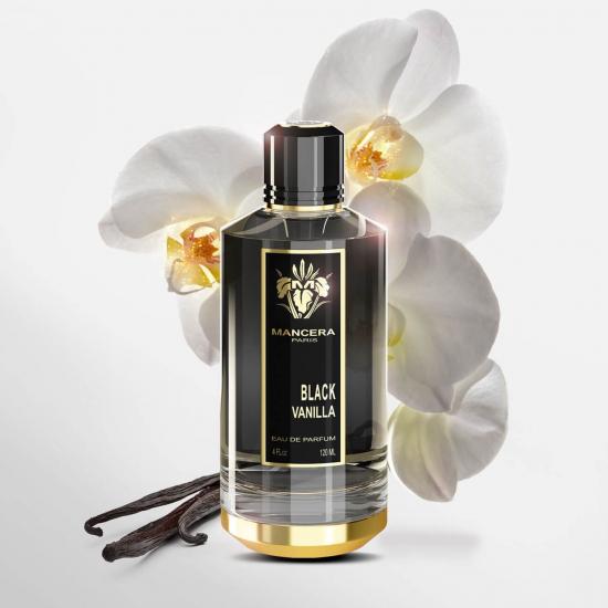 Black Vanilla (120 ml)