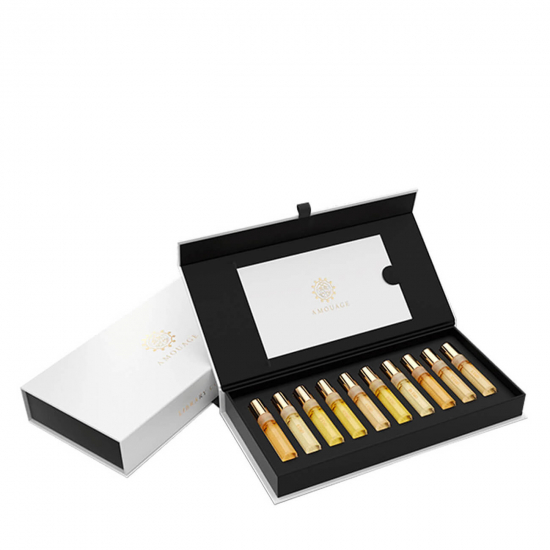 Library Collection Sample Box (10 x 2 ml)