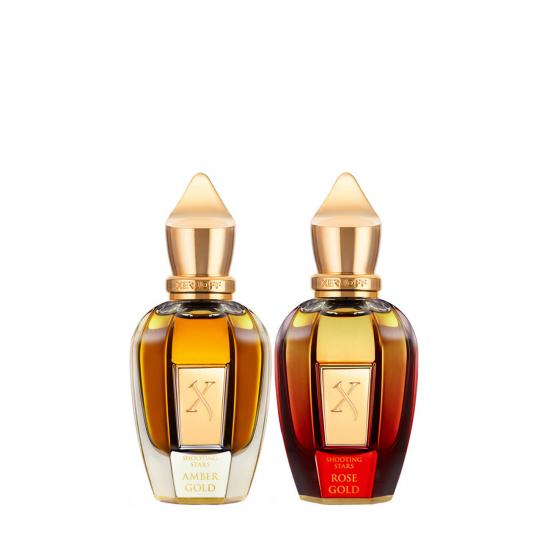 Amber Gold & Rose Gold (2 x 50 ml)