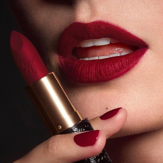 La Rouge Parfum  Matte - Dangerous Red