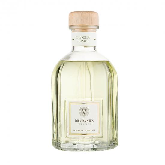 Ginger Lime - Glass Bottle (2500 ml)