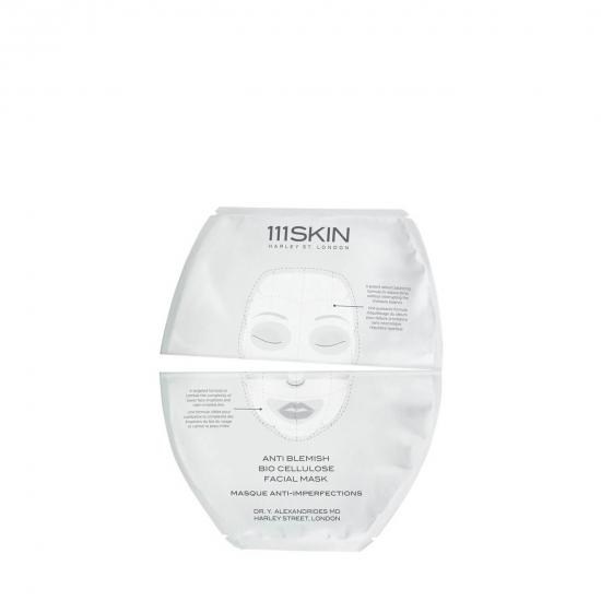 Anti Blemish Bio Cellulose Facial Mask (Single Mask)