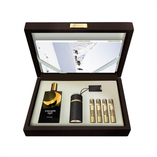 Russian Leather - Coffret Orient Express  (75 ml)