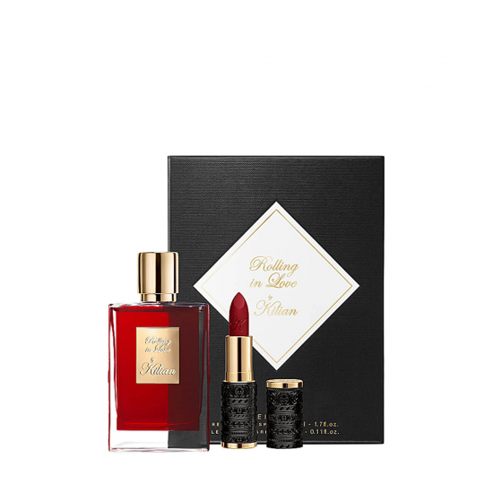 Rolling in Love & Le Rouge Parfum Holiday Set