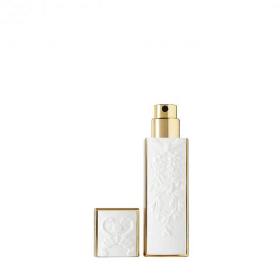 White Travel Refillable Atomizer (7.5 ml)