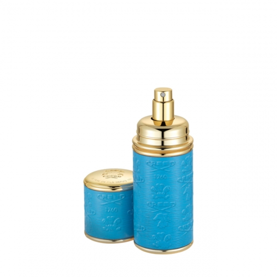 Blue with Gold Trim Deluxe Atomiser (50 ml)