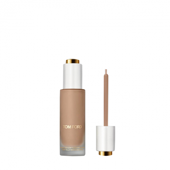 Soleil Glow Foundation - Cool Almond (30 ml)