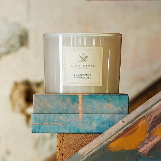 Eucalypthus & Oakmoss Candle (180 g)