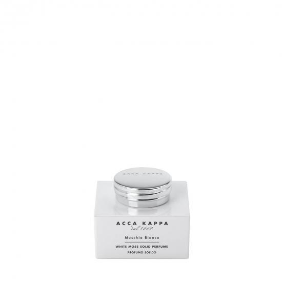 White Moss - Solid Perfume (10 ml)
