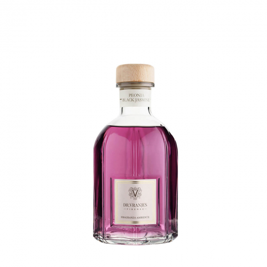 Peonia Black Jasmine - Glass Bottle (500 ml)