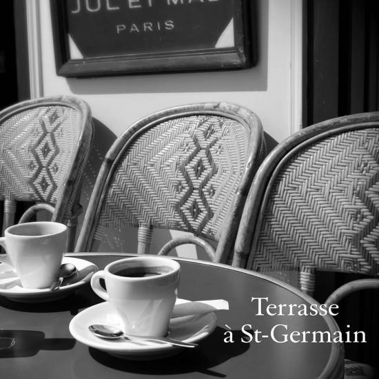 Terrasse a St-Germain - The Companion (20 ml)