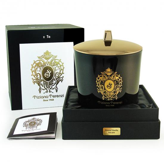 Almoud Vanilla Candle (500 gr)