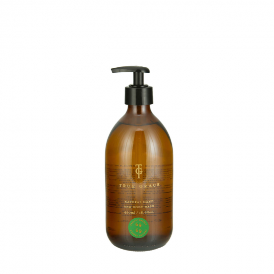 Burlington English Garden Hand and Body Wash (490 ml)