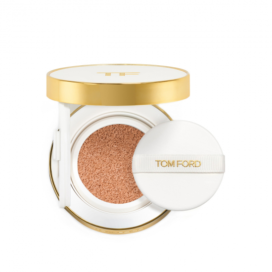 Soleil Glow Tone Up Cushion SPF 40 - Buff