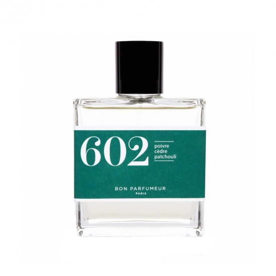 602: Pepper, Cedar and Patchouli (30 ml)