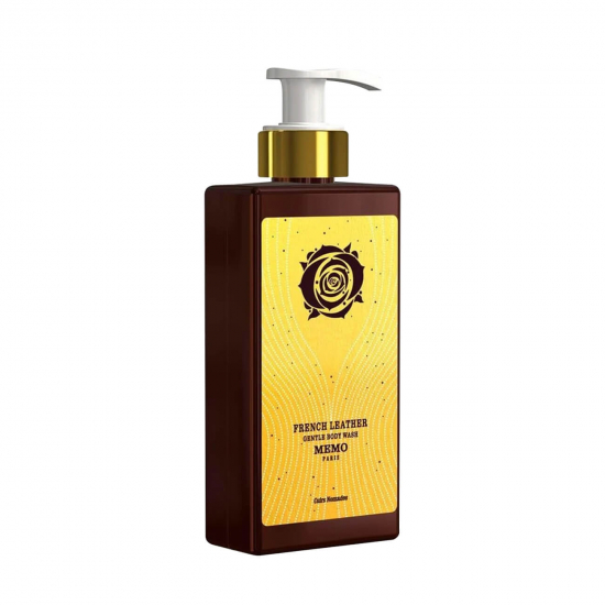 French Leather Gentle Body Wash (250 ml)
