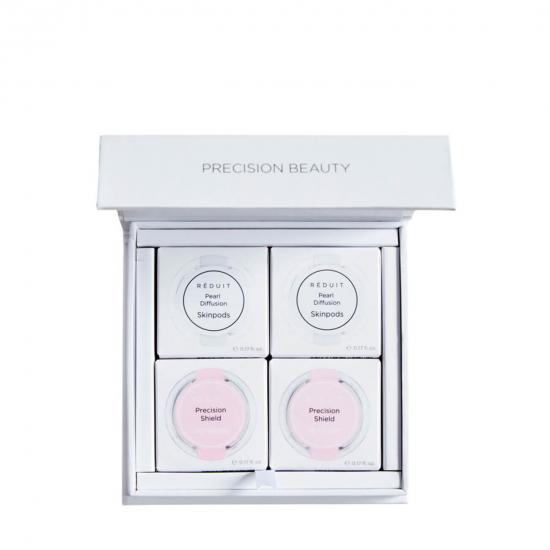 Enhanced  Skin Delivery Set - Protect & Shine Skincare Treatment