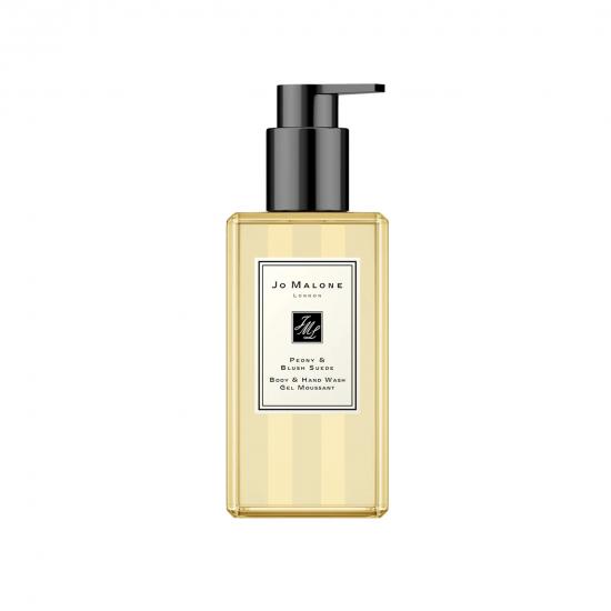 Peony & Blush Suede Body & Hand Wash (250 ml)