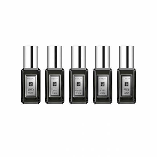 Cologne Intense Collection - Gift Set (5 x 9 ml)