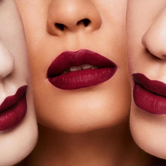 Lip Color Satin Matte - Velvet Cherry