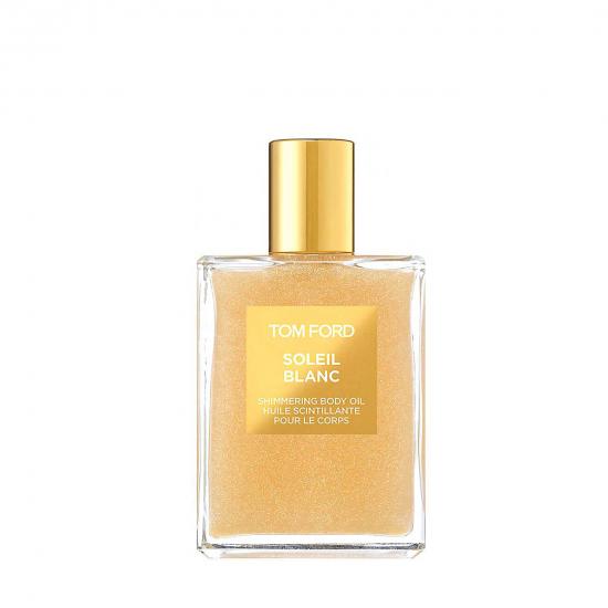 Soleil Blanc Shimmer Body Oil (100 ml)