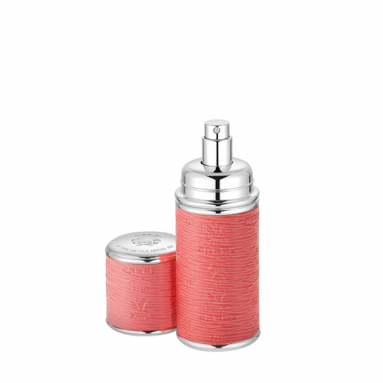 Silver Pink Leather Atomiser (50 ml)