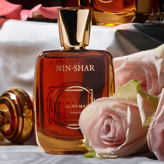 Nin-Shar - The White High-Luxury Coffret (50 ml + 7 ml)