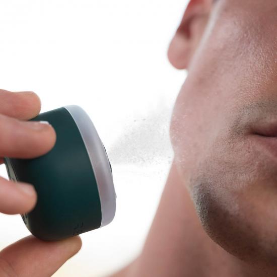 Réduit Uni Forest Green - Universal Skincare & Haircare Treatment Device