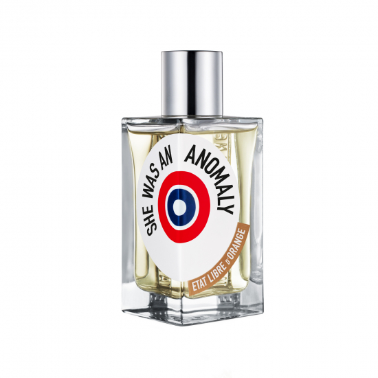She was an Anomaly (100 ml)