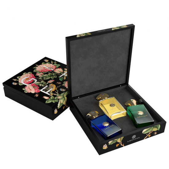 The Magnificent Iconic Man Set (3 x 100 ml)
