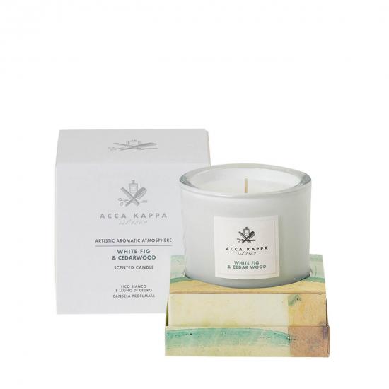 White Fig & Cedarwood Candle (180 g)
