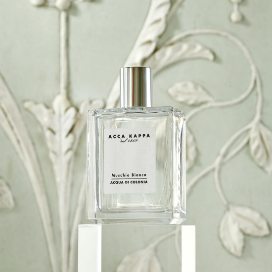 White Moss - Eau de Cologne (100 ml)