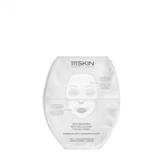 Anti Blemish Bio Cellulose Facial Mask (25 ml)