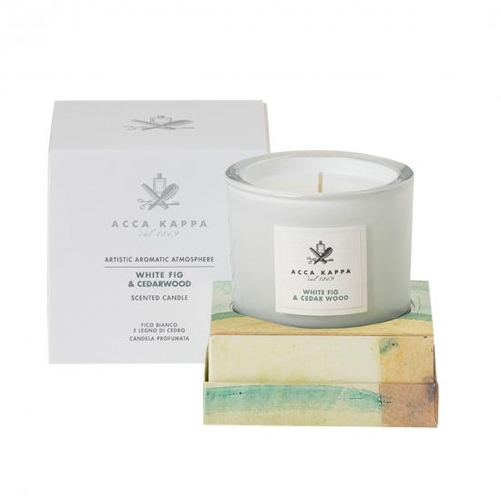 White Fig & Cedarwood Candle (180 gr)
