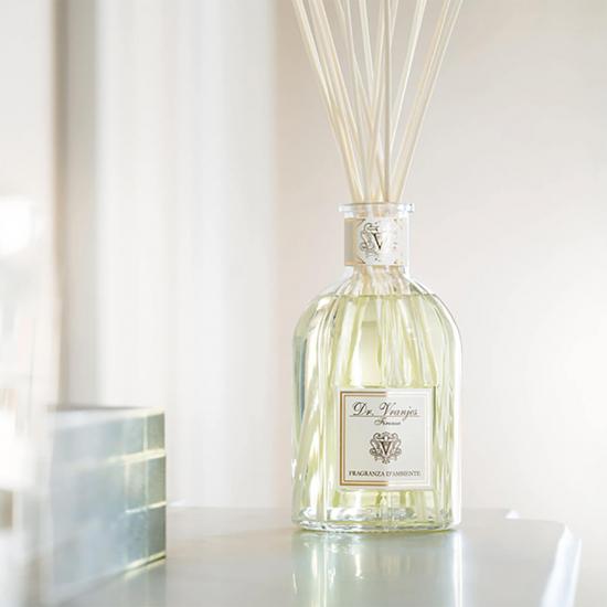 Green Flowers - Glass Bottle (5000 ml)