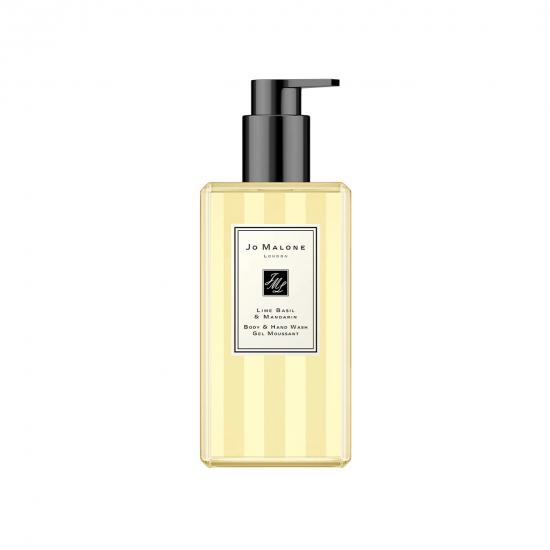 Lime Basil & Mandarin Body & Hand Wash (250 ml)