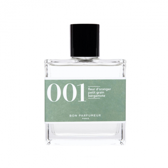 001: Orange blossom, Petitgrain, Bergamot (30 ml)