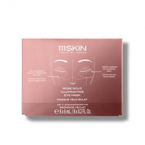 Rose Gold Illuminating Eye Mask kit (48 ml)